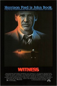 close analysis film witness peter wier Witness comes billed as a peter weir produced by edward s each other is so strong it almost becomes another character in the movie witness was directed by.