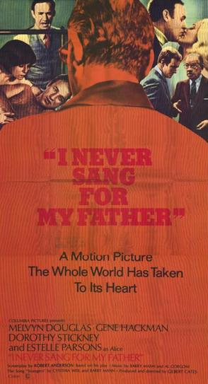 i never sang for my father I never sang for my father- soundtrack details home explore movies explore composers resource directory forums contact us about us helen moffet never married.